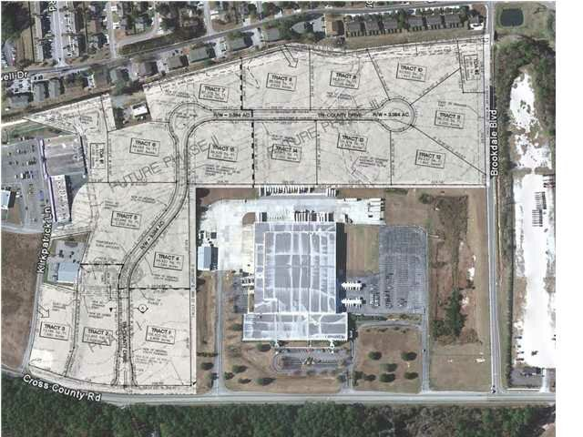 County Industrial Park North Charleston, SC 29418