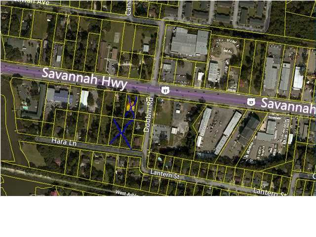 1.34  Acres Available 3 Lots Total For All $700,000 Charleston, SC 29407