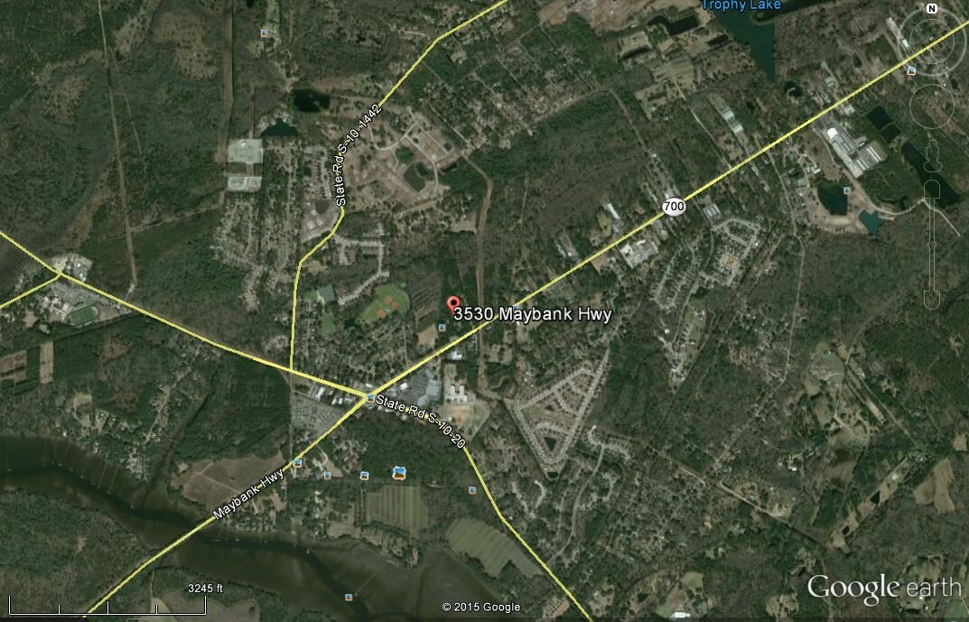 Hwy Land For Sale Johns Island, SC 29455