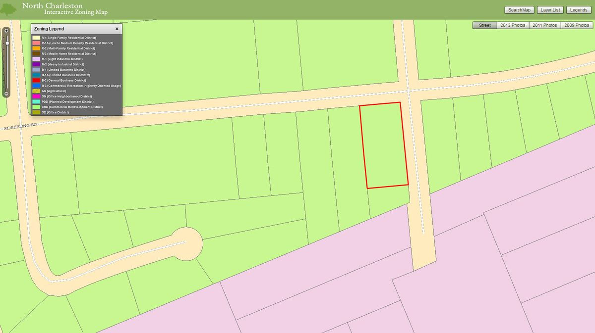 Vacant Lot For Sale North Charleston, SC 29418