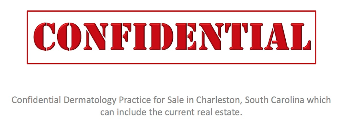 Practice For Sale , SC