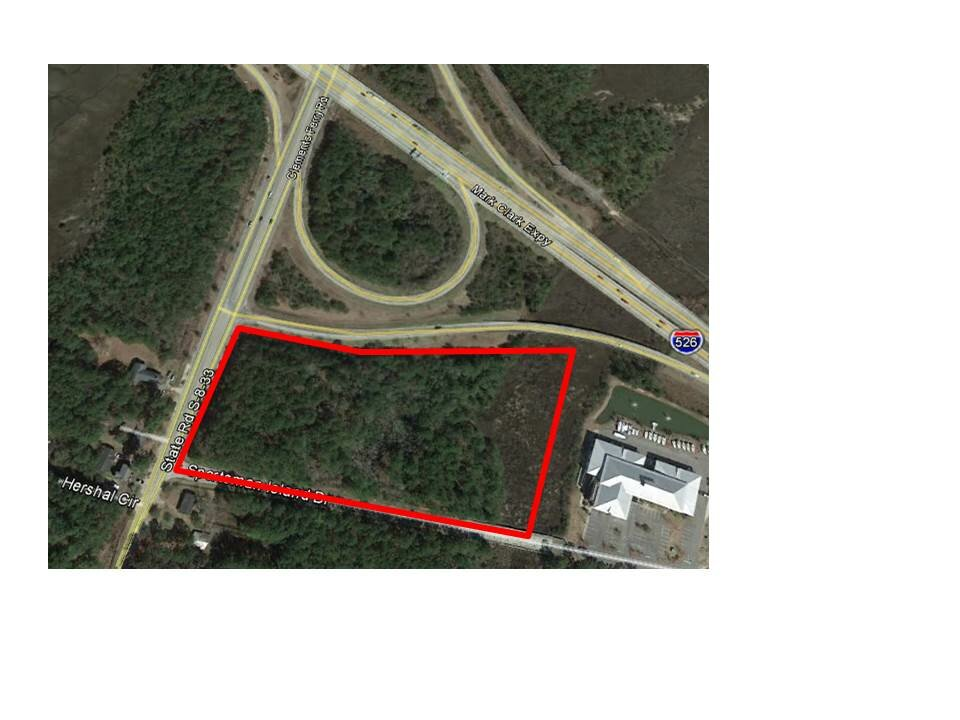 5.5  Acres Clements Ferry & 526 Charleston, SC 29492