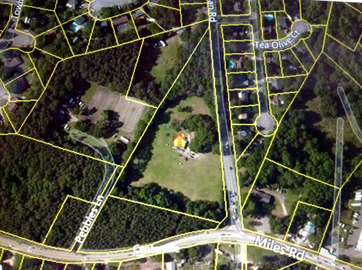 5  Acres In The Center Of Summerville Summerville, SC 29485