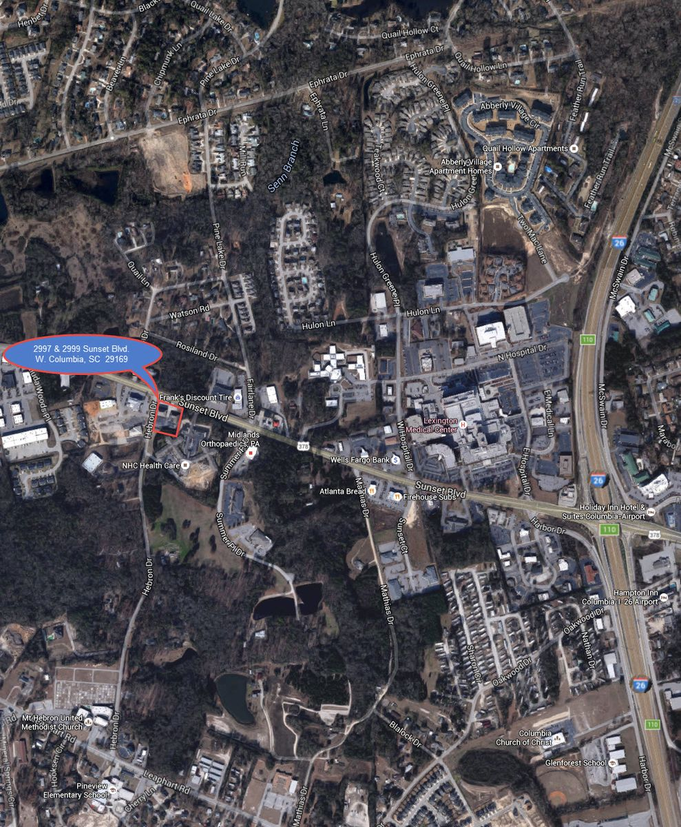 Office Building Investment - Imaging Center West Columbia, SC 29169