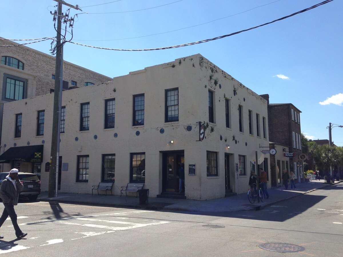 Retail Space For Lease (S Market Street) Charleston, SC 29401