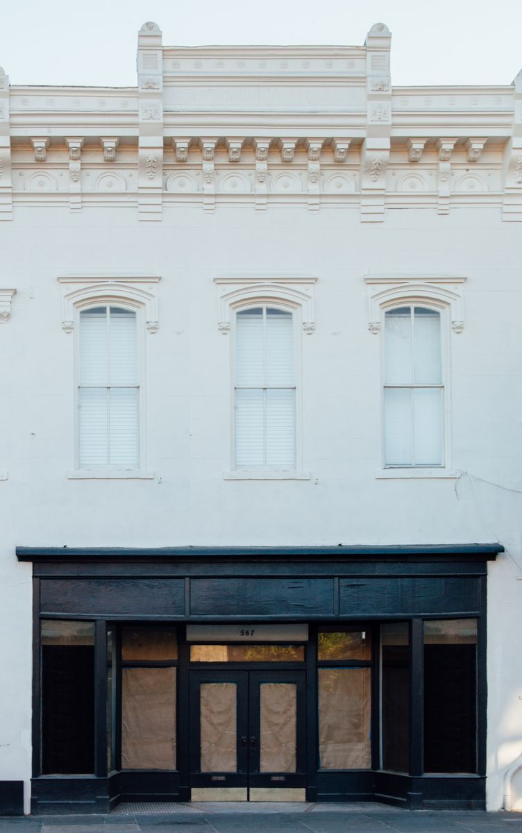 Retail Space On Upper King Charleston, SC 29403
