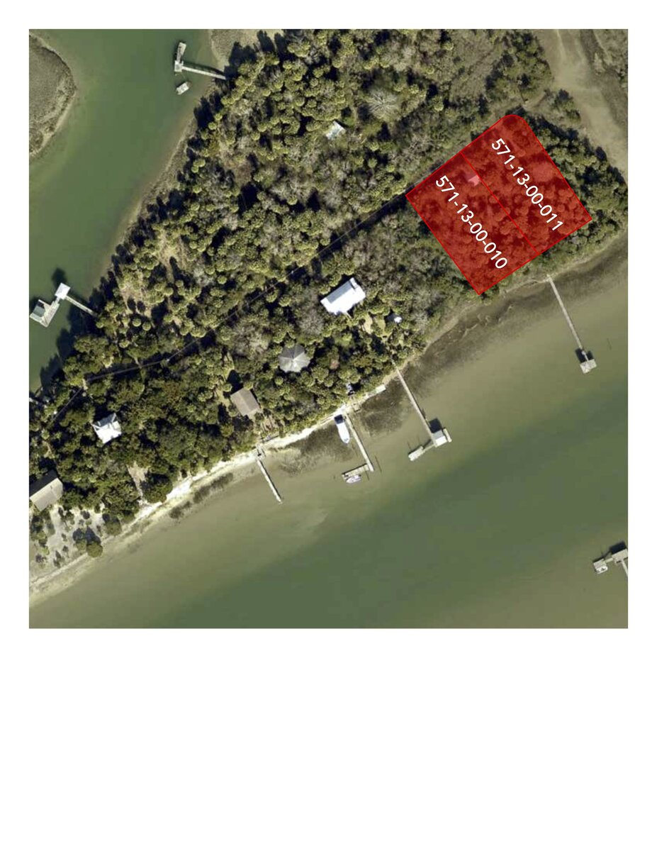 Island Lots 4 & 5 Isle Of Palms, SC 29451