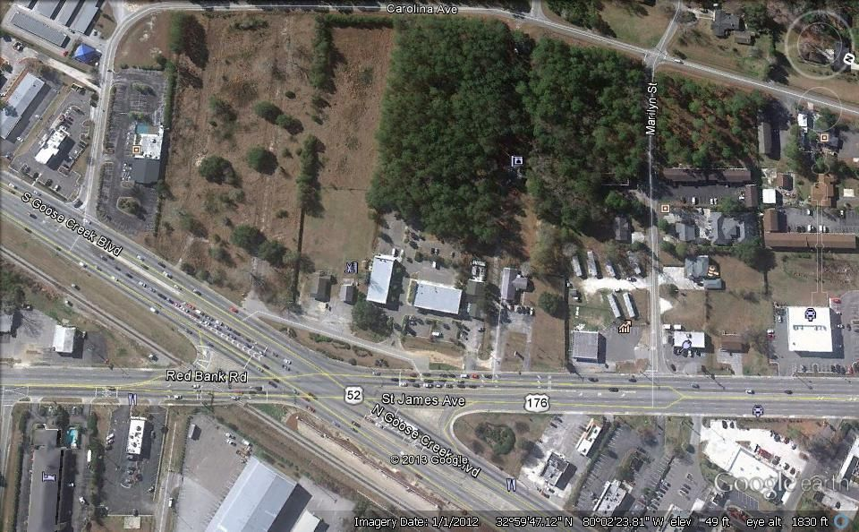 James Ave Commercial Goose Creek, SC 29445