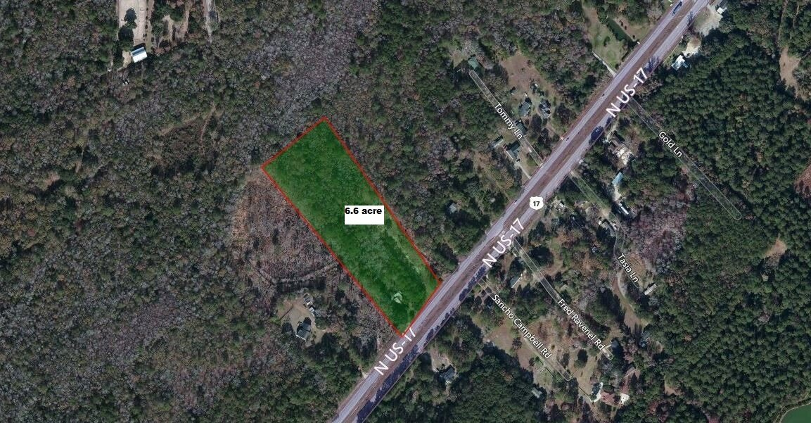 Pleasant-hwy 17 N 7+ Acres Awendaw, SC 29429
