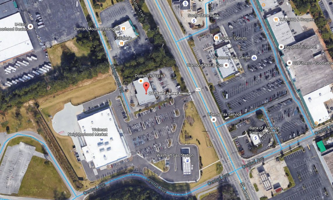 Space For Lease Goose Creek, SC 29445