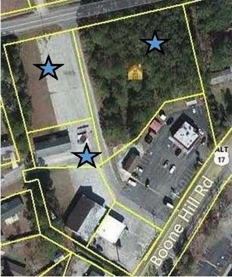 2.38  Acres On Boone Hill Road Summerville, SC 29483