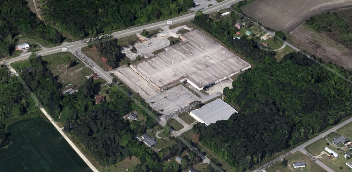 225  Woodbine Dr. | Whs Space Available For Lease Orangeburg, SC 29115