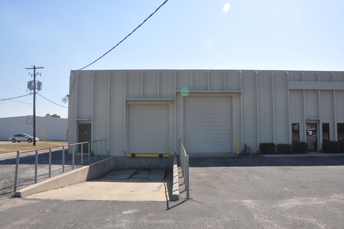 Sf Office/Warehouse Space Available In North Charleston Hanahan, SC 29410