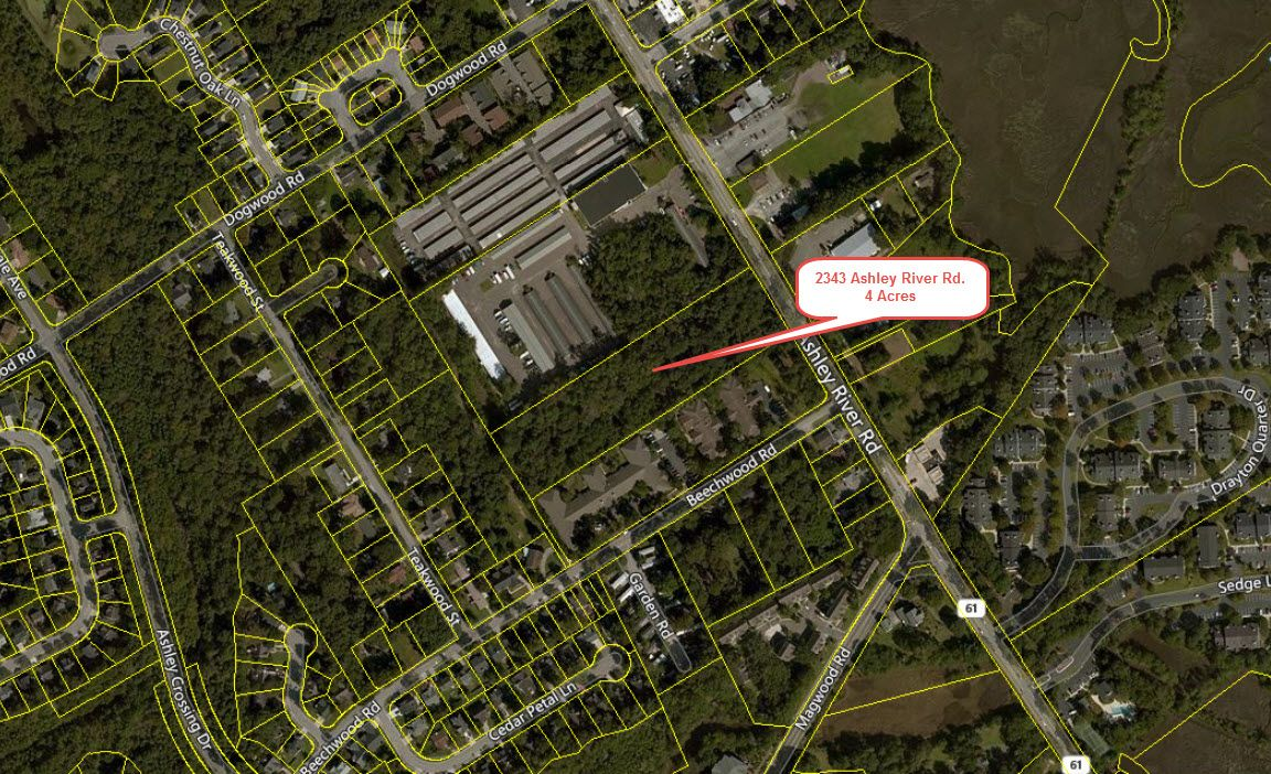 Land For Sale In West Ashley! Charleston, SC 29414