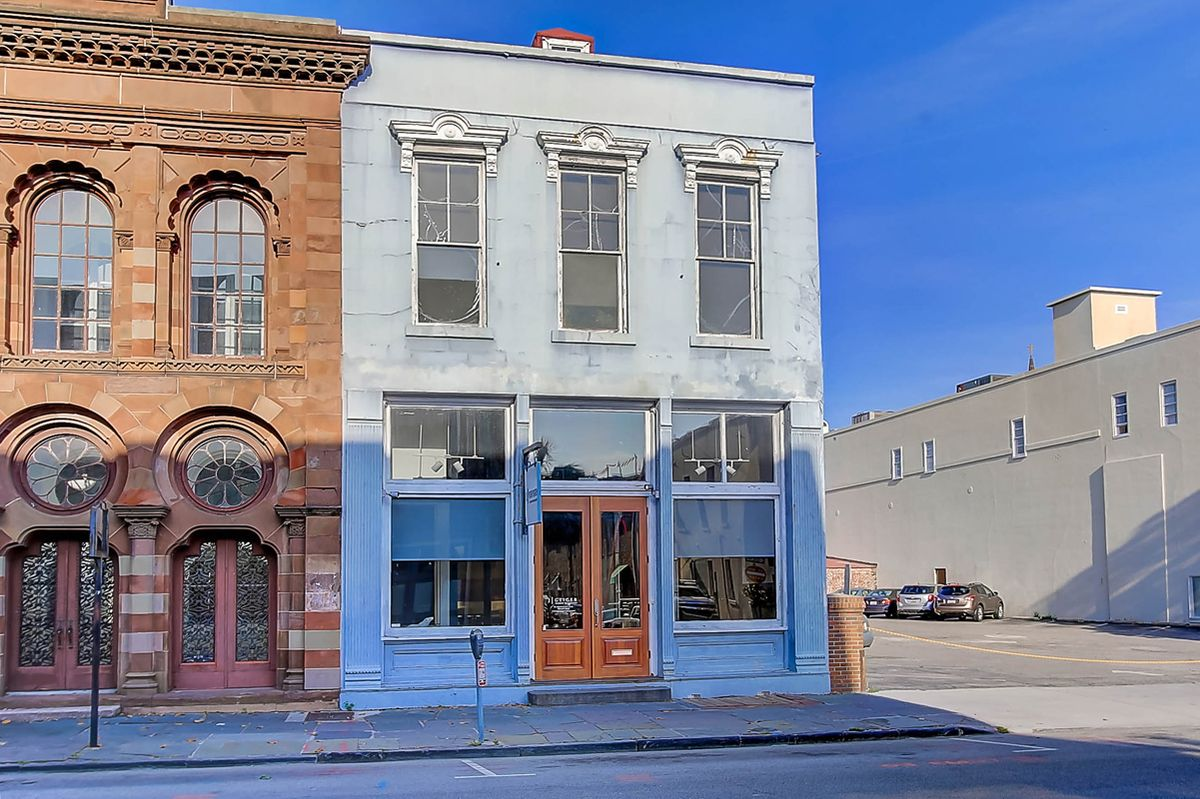 Commercial Building Charleston, SC 29401
