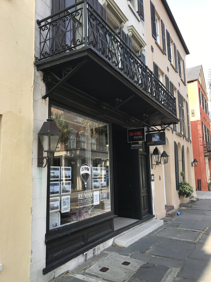Street Retail/Office For Lease Charleston, SC 29401