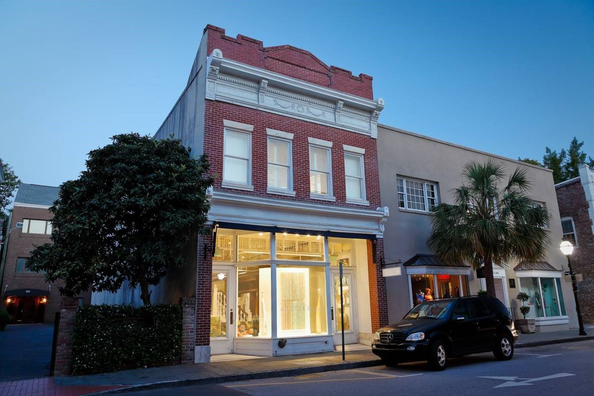 Retail/office Space Charleston, SC 29401