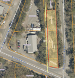 .66 AC of Vacant Land for Lease in Mt. Pleasant