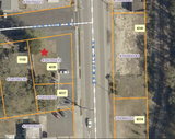 Vacant Land for Lease on Spruill Ave.