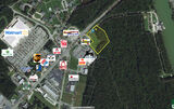 Prime Commercial Location in Moncks Corner!