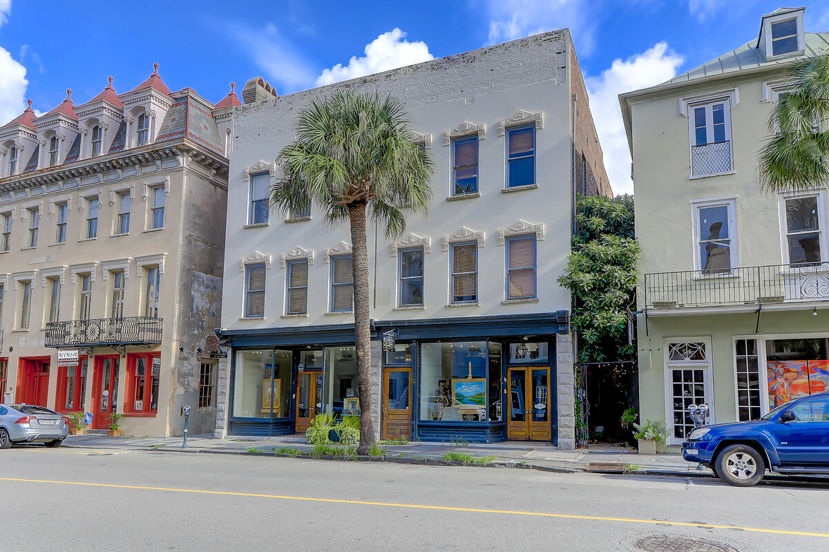 56 & 58 Broad Street C Charleston, SC 29401
