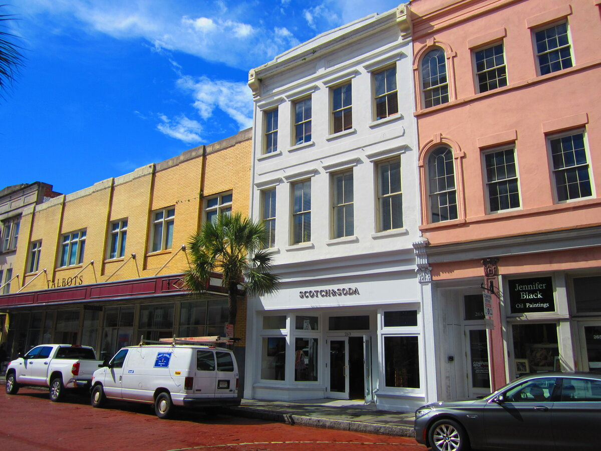 263 King St C Charleston, SC 29401