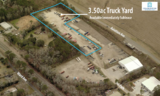 3.5ac Truck Terminal/Container Yard - Available Immediately!