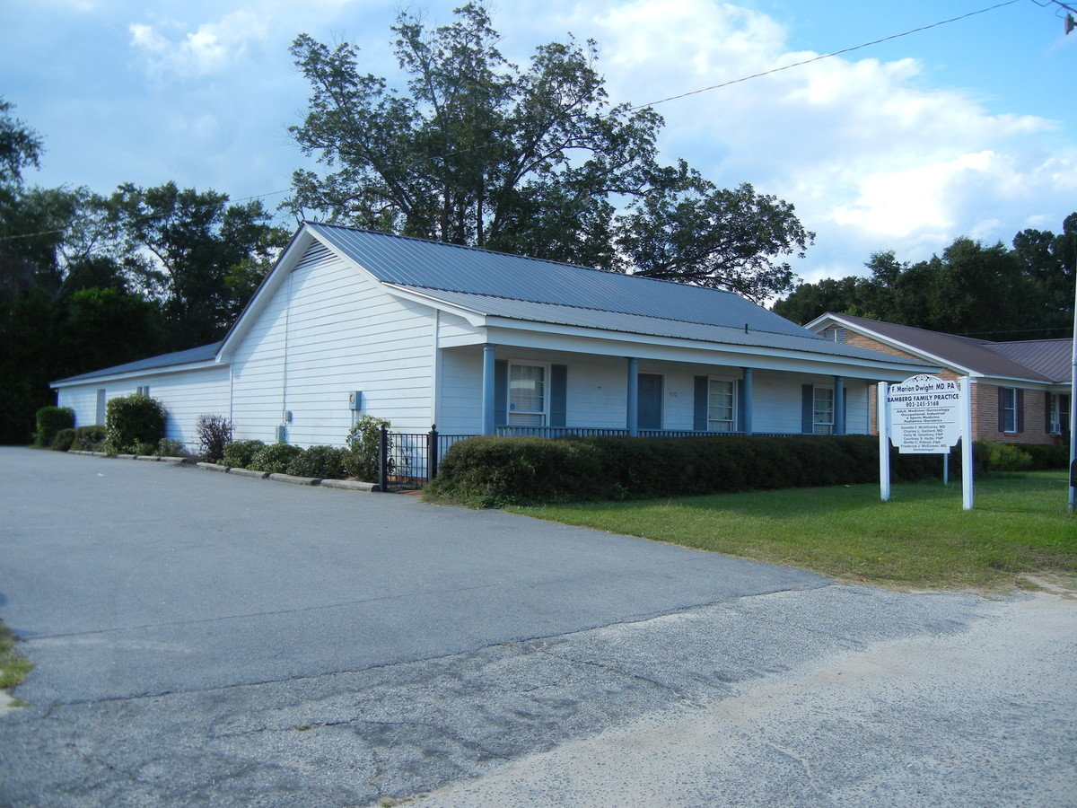 450 North St Bamberg, SC 29003
