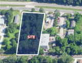 COMMERCIAL TRACT ON SAVANNAH HIGHWAY