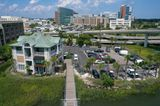 Downtown Waterfront Office Building & 325' of Prime Dock Space