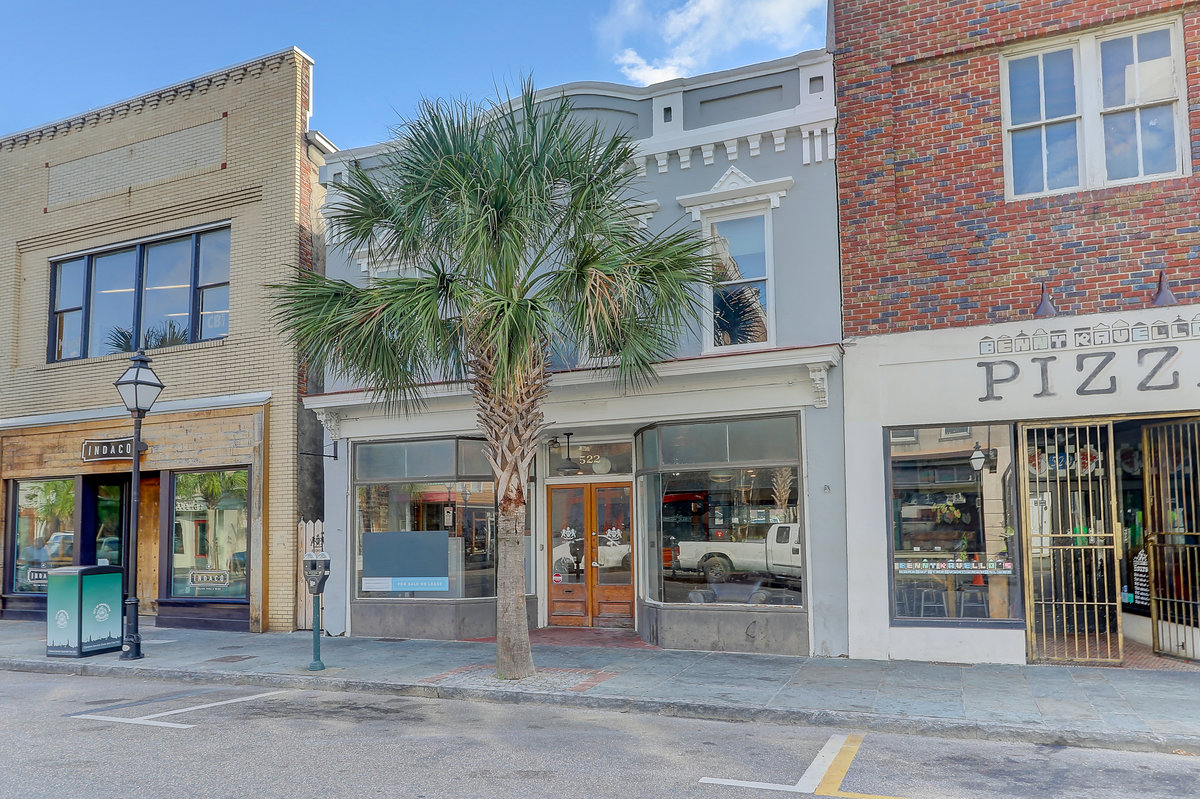 522 King St Charleston, SC 29403